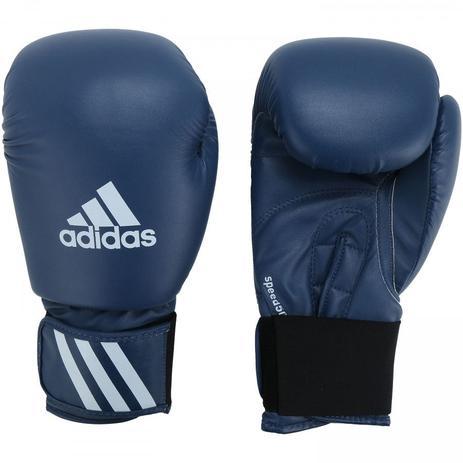 929846f66 Luva de Boxe   Muay Thai Speed 50 Azul Petróleo - Adidas - Luva de ...