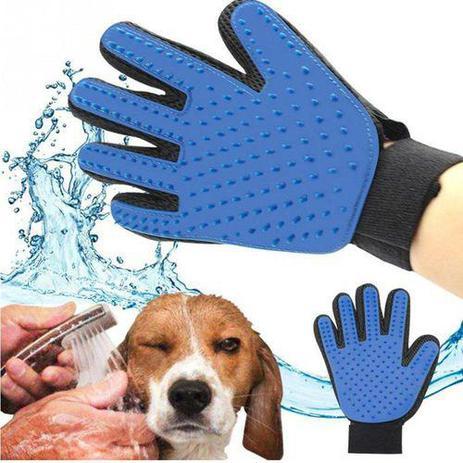 4012f80f4 Luva Escova Magnética Tira Pelos Dos Cães E Gatos - Asotv - Pentes e ...