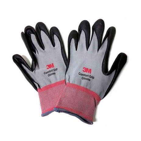 0fa76c7077f13 Luva Nitrilica Tamanho 8 Comfort Grip Gloves 3M - Equipamento de ...