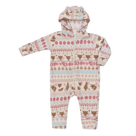Macacão Longo Up Baby Malha Soft com Capuz - Macacão e Jardineira ... d8b501cace1