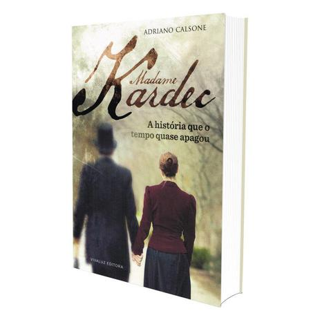 Imagem de Madame Kardec