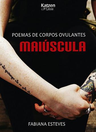 Imagem de Maiúscula Poemas de Corpos Ovul