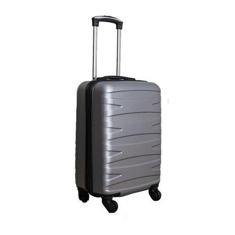 Imagem de Mala de Viagem de Bordo Carry On Cinza 18