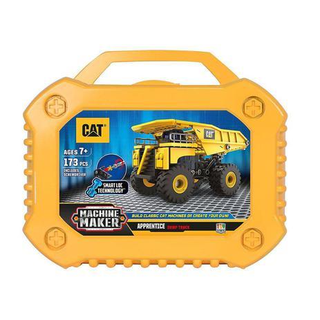 d82980806 Maleta Caterpillar Apprentice Dump Truck - DTC - Blocos de montar ...