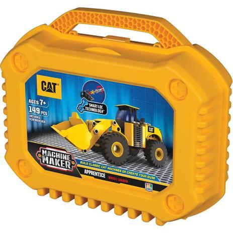a251c7753 Maleta Caterpillar Apprentice Wheel Loader - DTC | Menor preço com cupom