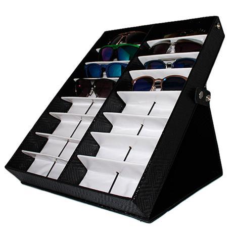 Maleta Expositora com Suporte para 16 Óculos MS16C - Zoke - Malas de ... 08c0a3a23b