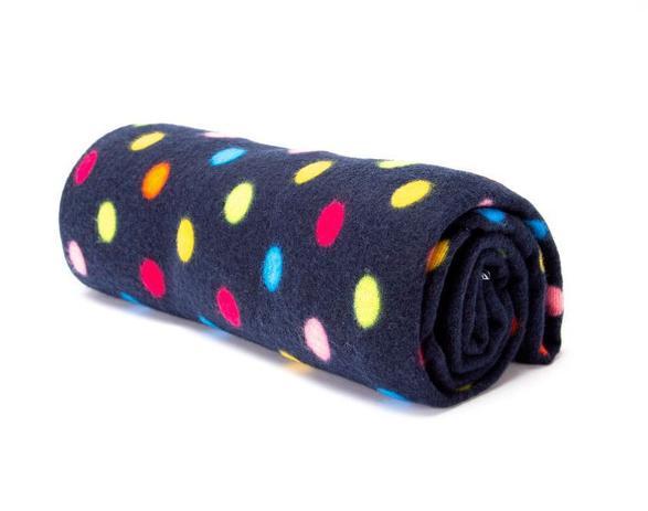 Imagem de Manta Cobertor Pet Cachorro Gatos 90x120cm - D