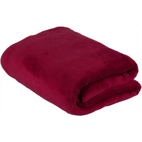 Imagem de Manta Queen Soft Cobertor Microfibra Casal Anti Alérgica