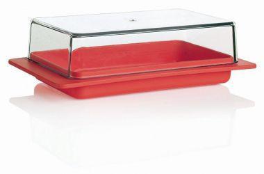Imagem de Manteigueira Cubo Ou Vermelha