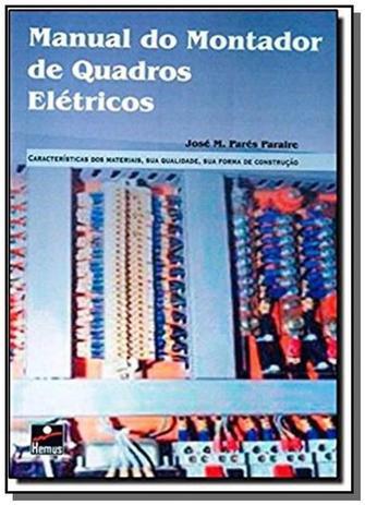 Imagem de Manual do Montador Quadros Elétricos