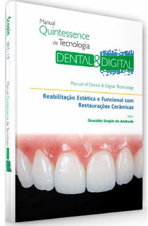 Imagem de Manual Quintessence de Tecnologia Dental e Digital
