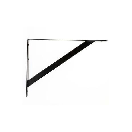 Imagem de Mão Francesa Leve Preto 27cm