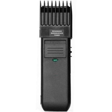 Imagem de Máquina de Aparar e Cortar Cabelo Barbeador Semi Profissional