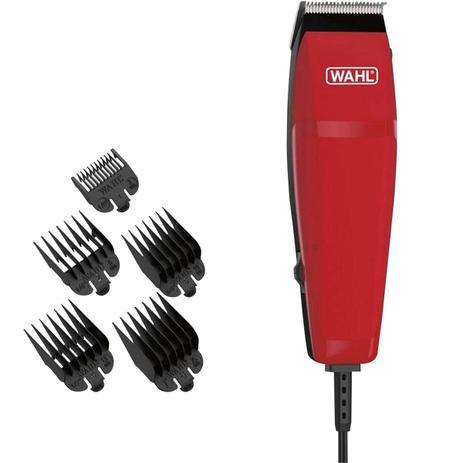 8e9943b28 Máquina De Cortar Cabelo Easy Cut Vermelha Wahl - Máquina de Cortar ...