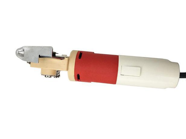 1679c0400 Máquina de Cortar Tecidos Elétrica Potente tipo Bananinha Pelegrin PEL-65CT 2  Polegadas 150W 110V