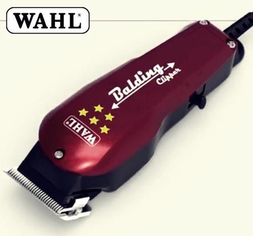 91f38d7f2 Maquina De Corte Balding Clipper Wahl 5 Star 110v Original - Máquina ...