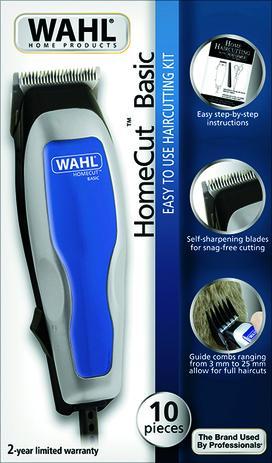 6dbc241d6 Maquina de corte de cabelo - home cut basic 220v (nova home pro) - Wahl
