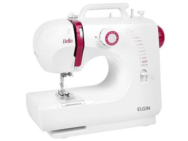 060014296 Máquina de Costura Elgin - Bella BL12000 - Máquinas de Costura ...