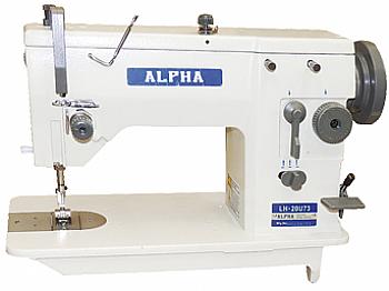 Imagem de Máquina de Costura Industrial Zig Zag 2 Pontos LH20U73 - Alpha