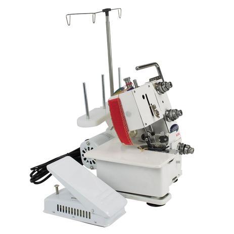 Imagem de Maquina de Costura Overlock Portatil - 110v - 80w - 60hz - tmcop80r