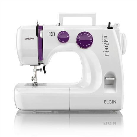 Imagem de Máquina de Costura Prática JX-2051 Elgin