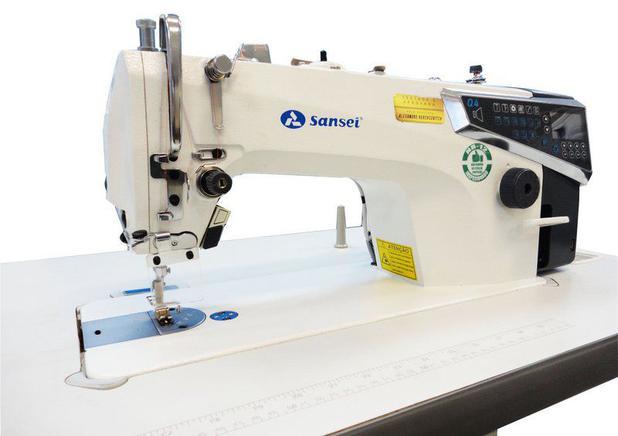 Imagem de Maquina de costura reta eletronica  sansei sa mq4 - h 220 v