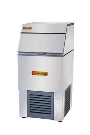 Imagem de Maquina de Fabricar Gelo em Cubo 75 KG - Venâncio MFG75