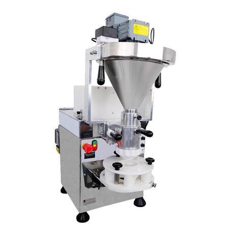 a1b94d87243 Máquina de fazer salgados 4000 H 8g a 230g Duplo Recheio com contador  digital - Gastromixx