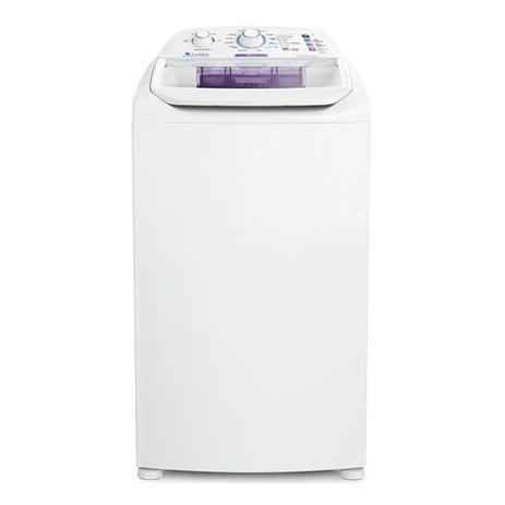 Imagem de Máquina de Lavar 8,5Kg Electrolux LAC09 Turbo Economia Branca 220v