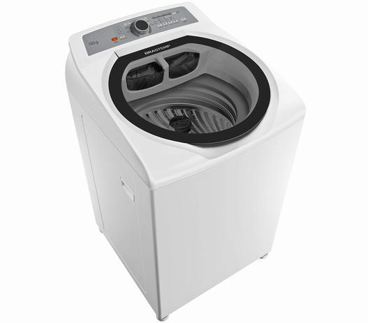 Imagem de Máquina de Lavar Brastemp 12kg Água Quente com Superfiltro e Enxágue Antiarlégico