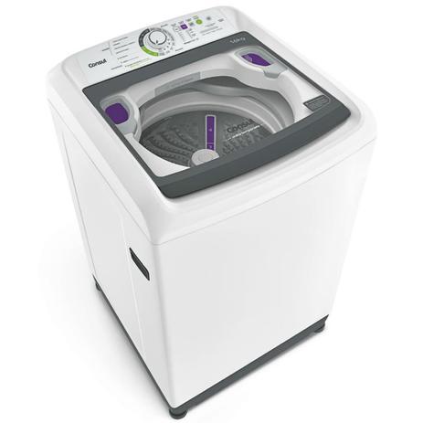 Imagem de Máquina de Lavar Consul 16kg Dosagem Extra Econômica e Ciclo Edredom Cwl16ab 110v