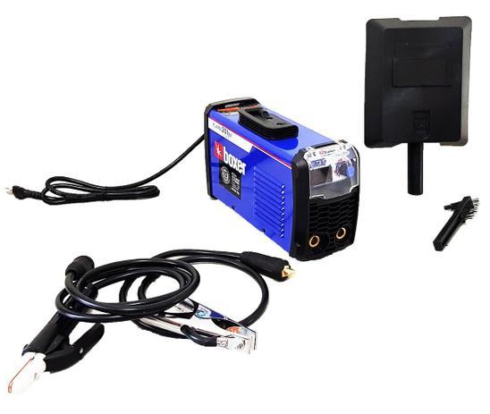 Imagem de Maquina De Solda Inversora Eletrica Inversor 200a Boxer Bivolt