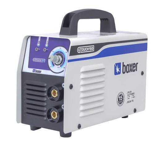 Imagem de Maquina De Solda Inversora150 Amp Boxer Bivolt Automático