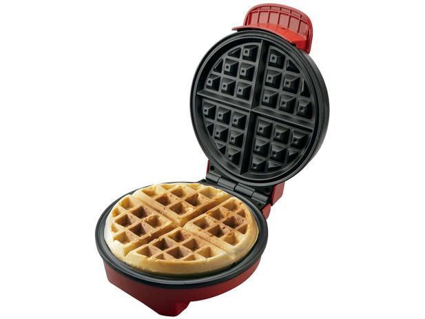 7ad67c975 Máquina de Waffle Britânia Golden Waffle - 850W - Cozinha Criativa ...
