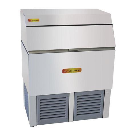 Imagem de Máquina Industrial de Gelo 150kg Venâncio