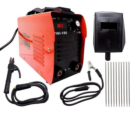 Imagem de Máquina Inversora de Solda 160A Bivolt com Display Digital TWI-180 - TERRA