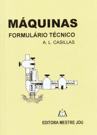 Imagem de Máquinas-Formulário Técnico