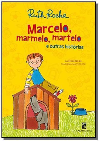Imagem de Marcelo, Marmelo, Martelo e Outras Histórias - Salamandra (Infantis)