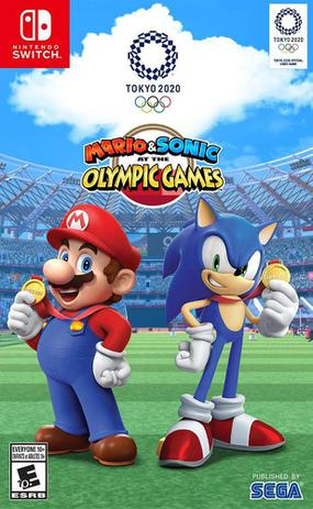 Imagem de Mario & Sonic at the Olympic Games: Tokyo 2020 - SWITCH