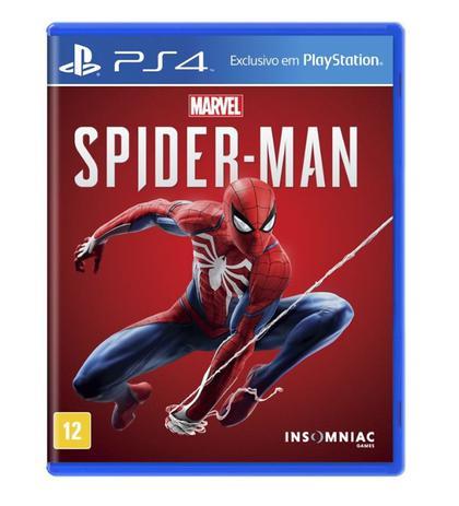 Imagem de Marvels Spider-Man - PS4