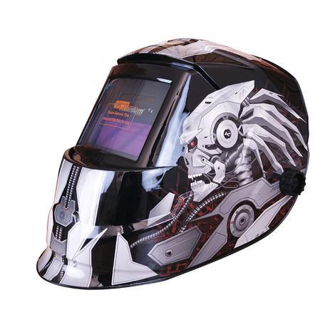 90057d9ee11be Máscara de auto-escurecimento para solda tonalidade 11 - Platinium -  Titanium