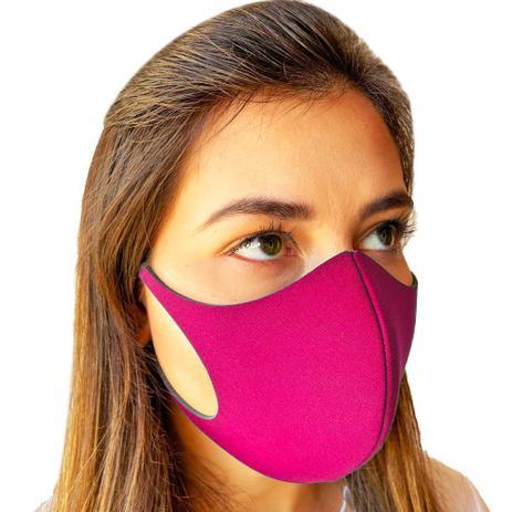 Imagem de Máscara De Proteção Lavável Ninja Feminino(G)