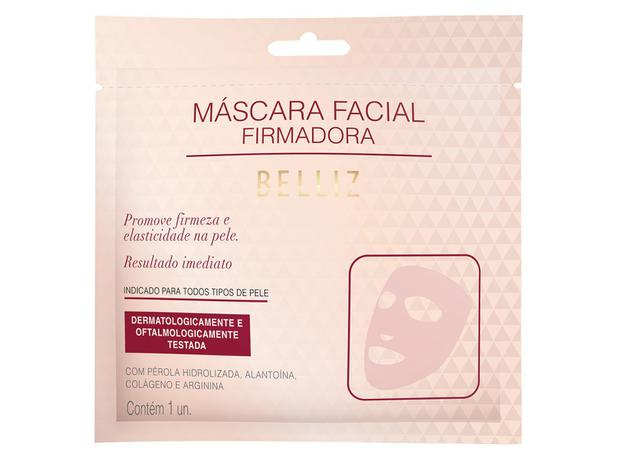 Máscara Facial Firmadora - Belliz 3729