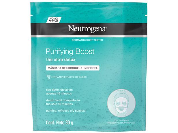 Imagem de Máscara Facial Neutrogena Purifying Boost
