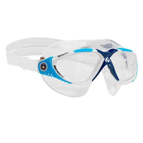 1d9a289ed Máscara Natação Vista Lente Transparente Aqua Sphere - Máscara de ...