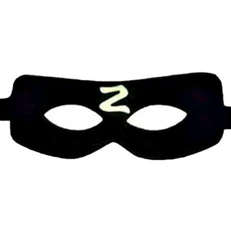 Zorro Bazar Máscara Luiza Infantil Magazine LzMGUjSqVp