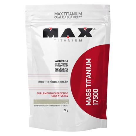 Imagem de Mass Titanium 17500 3KG Refil - Max Titanium
