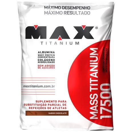 Imagem de Mass titanium chocolate 3kg refil