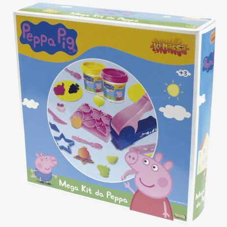 Mega Kit de Massinhas Peppa Pig - Sunny 1851