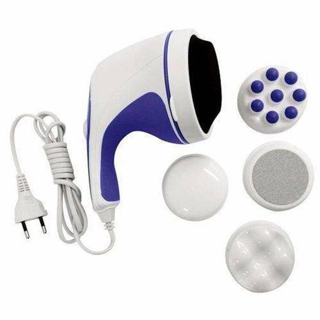 Imagem de Massageador Orbital Relax Spin Tone Eletrico Para Celulite, Redução De Medidas E Flacidez